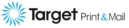 Target Print & Mail Logo